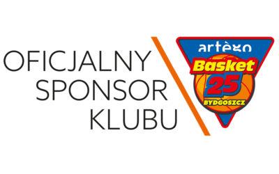 ABEDIK jednym ze sponsorów ARTEGO BYDGOSZCZ